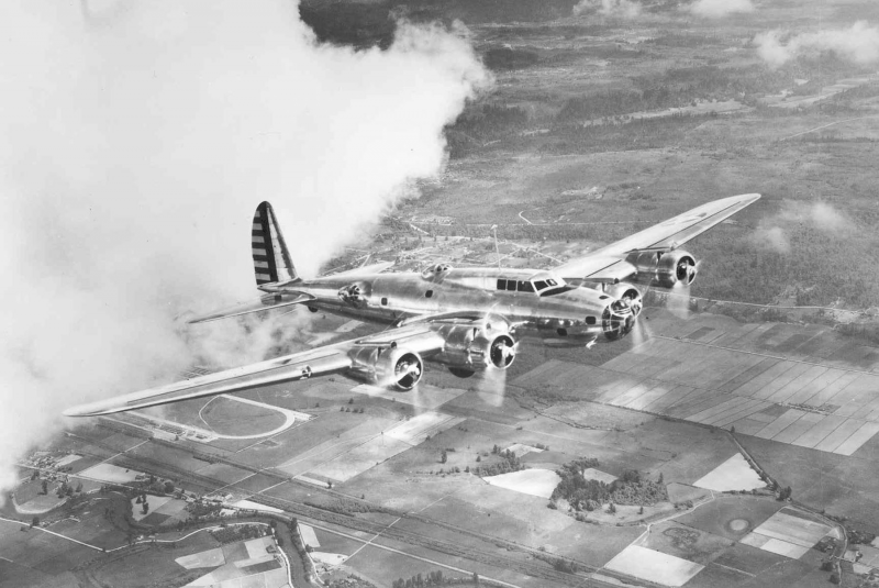 Boeing YB-17 Flying Fortress 36-149.
