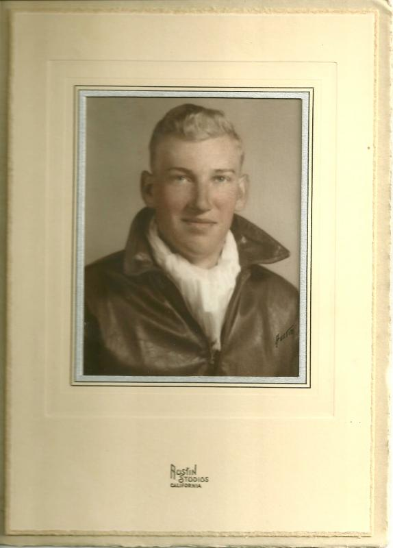 pilot  James A Palmer  IDAHO