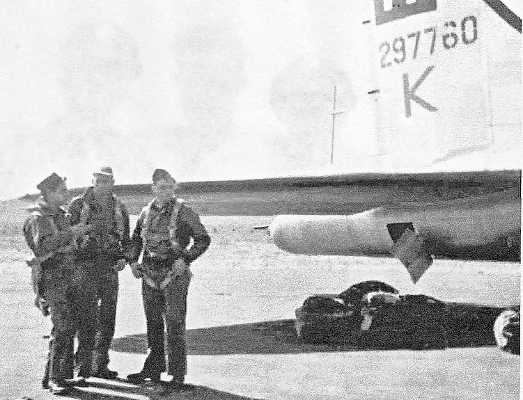B-17G-30-VE #42-97760  Code:  K