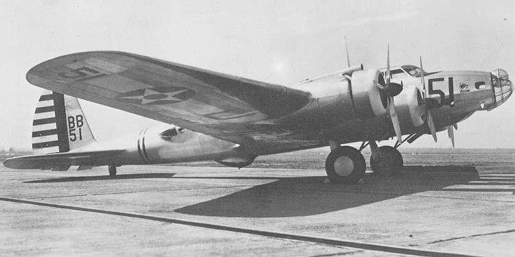 Y1B-17 #36-156
