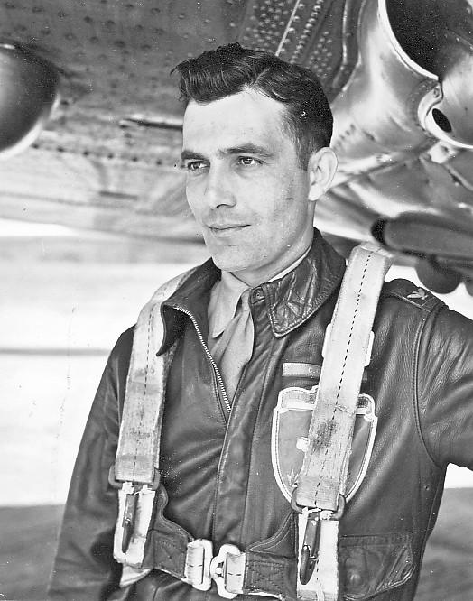 Colonel Chester C. Cox 388th BG Group Commander 7 October 1944 thru end of hostilities