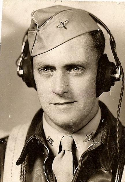 2nd Lieutenant David J. Mahoney, Jr., 330 Bomb Squadron, 93 Bomb Group, Heavy. Killed in Action, June 13, 1944. Awarded Air Medal and Purple Heart. Buried in Brittany American Cemetery, St. James, France.