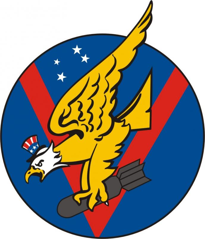 Insignia of the 333rd Bomb Squadron, 94th Bomb Group