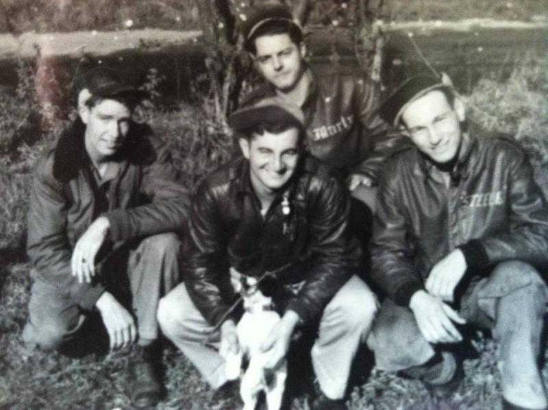 96th Bomb Group, 339th Bomb Squadron, crew members identified as