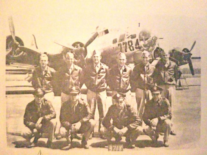 George F. Wilson Jr. First LT and Crew.