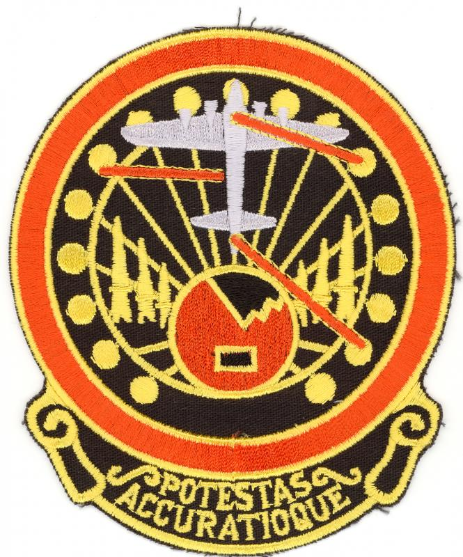 379th Bombardment Group Insignia Patch