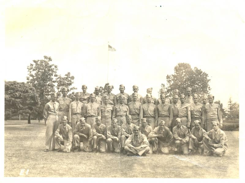 1224th Quartermaster Company Service Group.