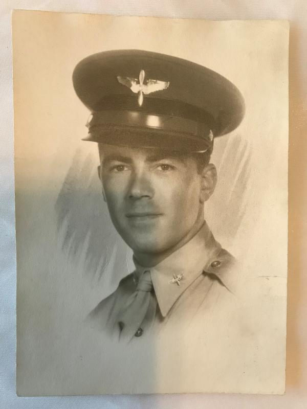 Gregory Bournazos of the 93rd Bomb Group