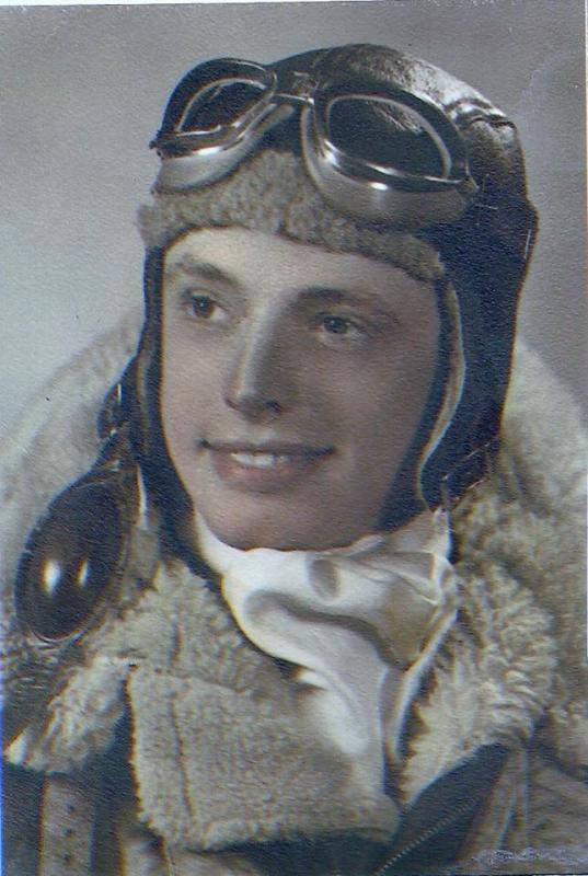 Harold Olmstead of the 388th Bomb Group
