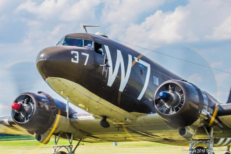 43-30652 as operated by the National Warplane Museum, Geneseo NY USA.