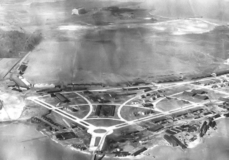 Langley Army Airfield