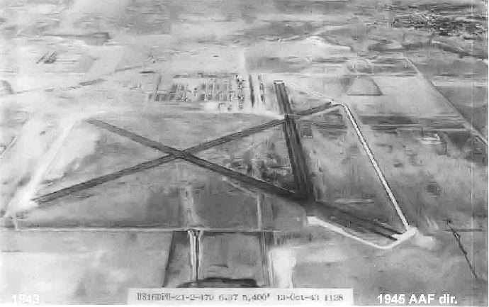 Dalhart Army Airfield, Texas