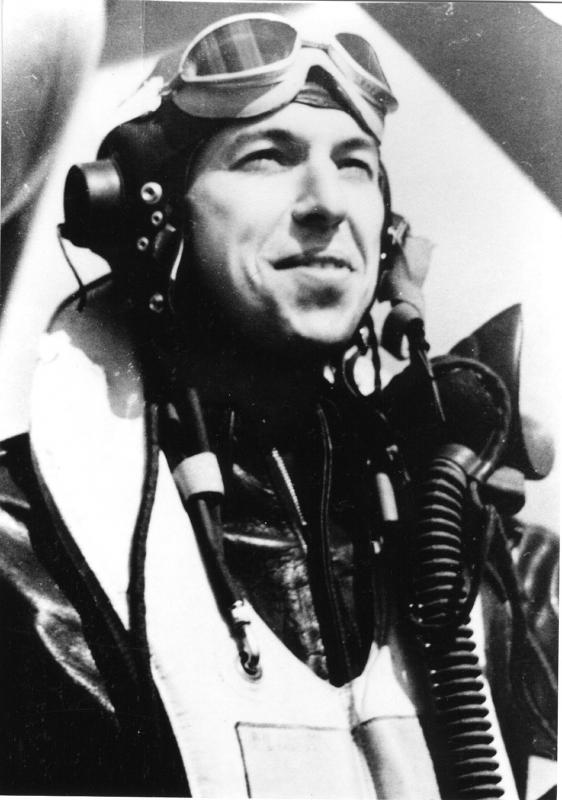 Photo of Lt. Robert H. Addleman courtesy Anthony Chardella. Archived by Char Baldridge, Historian, 359th Fighter Group Association. Posted by Janet Fogg.