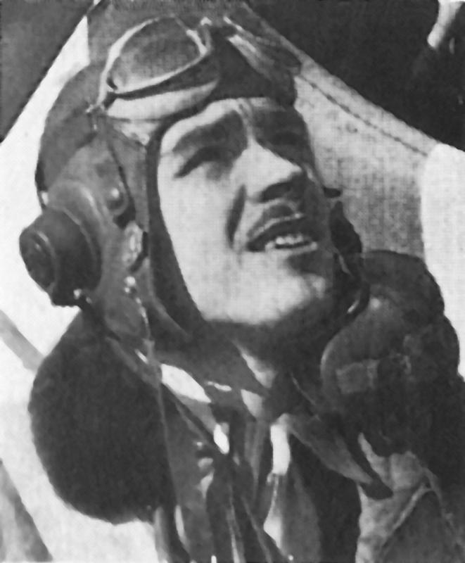 F/O Robert S. Alexander of Brooklyn, NY, first flew with the 3rd Gunnery Tow-target Flight. On 1 April 1945 he was transferred to the 368th Fighter Squadron, with whom he served through September 1945.