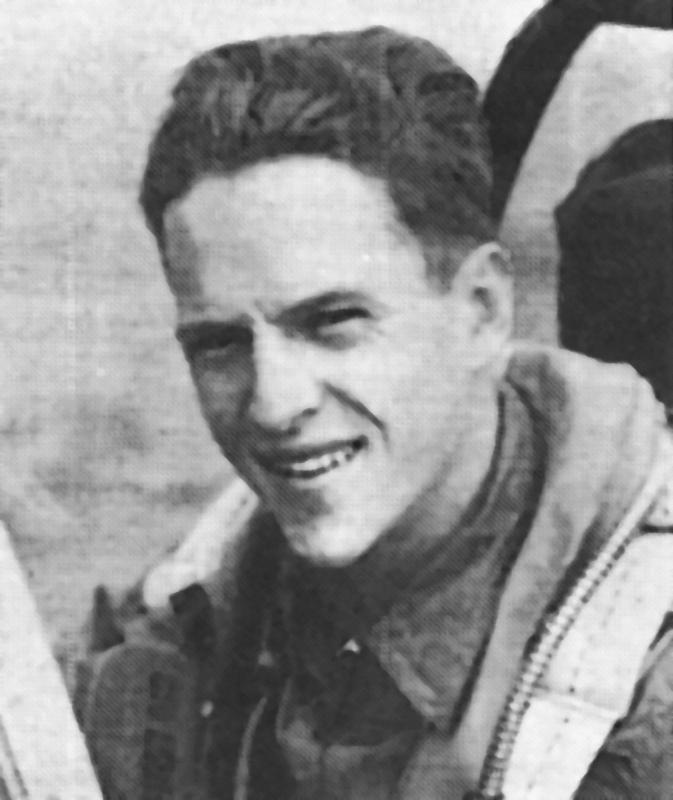 Enlisting on 20 August 1942, Lt. Clifford L. Bartlett flew with the 368th Fighter Squadron, 359th Fighter Group, from 11 July 1944 through 5 October 1944 when he was KIA on his 28th combat mission.