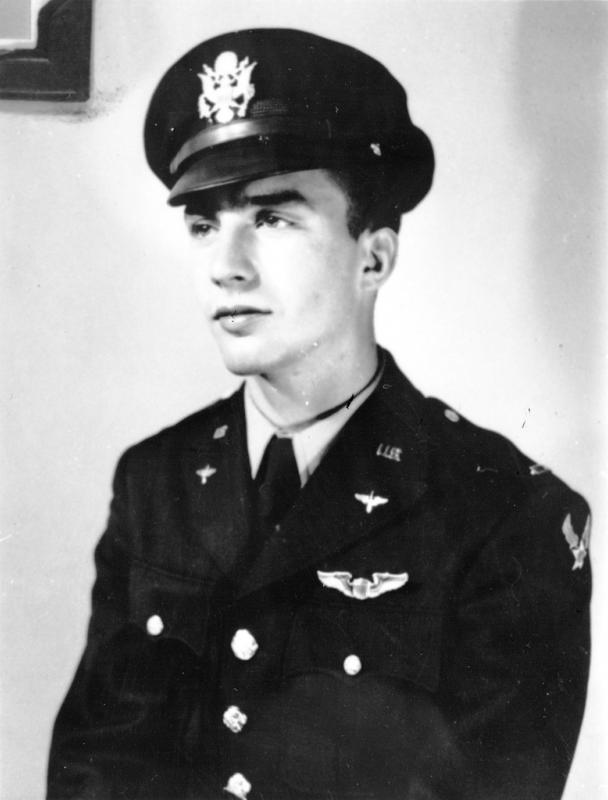 Lt. Lawrence A. Bearden, of Greensboro, NC, was KNO on 10 August 1944 during a training flight, having joined the 369th Fighter Squadron, 359th Fighter Group, on 2 August 1944. Lt. Bearden was buried in the Cambridge American Cemetery.