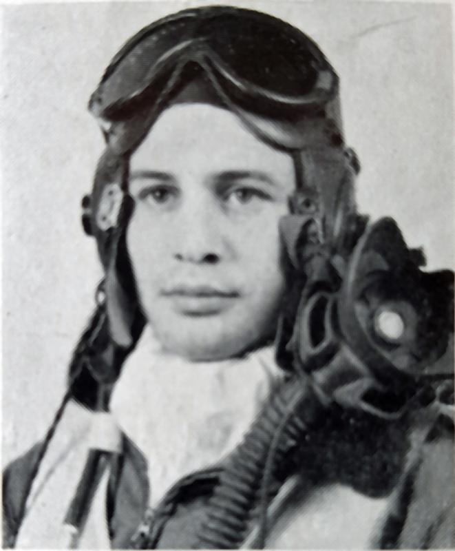 Lt. John E. Bell, of Louisville, KY, enlisted on 13 June 1942 in Louisville.  Joining the 370th Fighter Squadron on 28 March 1945, he flew 9 combat missions with the 359th Fighter Group.  Lt. Bell completed his combat tour of duty in September 1945.