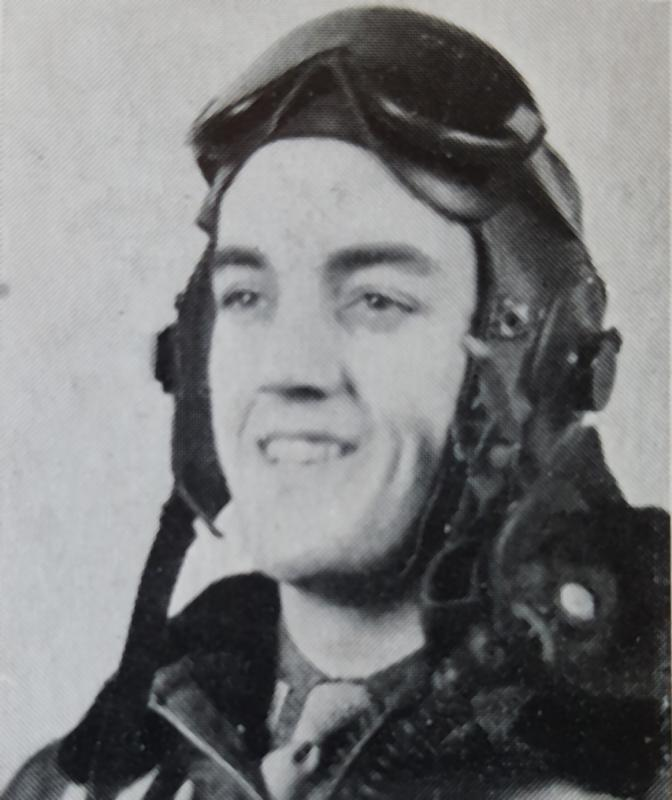From Nashville, TN, and enlisting there on 11 December 1942, Lt. Albert F. Benneyworth first served with the 344th AFBU at Punta Gorda, FL.  On 28 March 1945 he joined the 370th Fighter Squadron, ending his combat tour of duty in September 1945 having flown eight missions with the 359th Fighter Group.