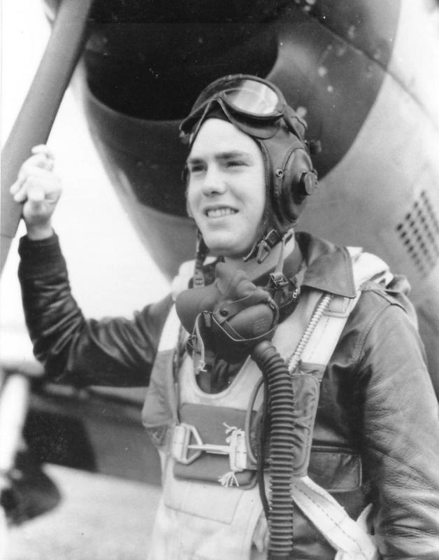 Lt. Harold R. Burt enlisted in Seattle, WA on 8 October 1942. Assigned to the 369th Fighter Squadron, 359th Fighter Group, on 11 July 1944, he flew 14 combat missions. On his 15th, on 17 September 1944, suffering coolant trouble, Lt. Burt bailed out from 6,000 feet, NW of Antwerp, apparently into German hands.  Single and studying forestry, Lt. Burt earned two aerial victories. Aircraft included P-51C IV-K 42-103785.  A POW in Stalag 1 (N-1), Lt. Burt was repatriated back to the USA, returning to Bremerton, WA in June 1945. He then served with the 5th Air Force in Occupied Japan, in the 68th Fighter Squadron, 8th Fighter Group. He was killed 11 February 1947 in a P-51 crash while on a ferrying mission in Japan.