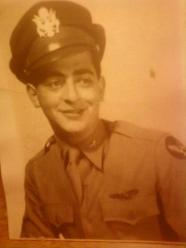 Howard Berger, 452nd Bomb Group