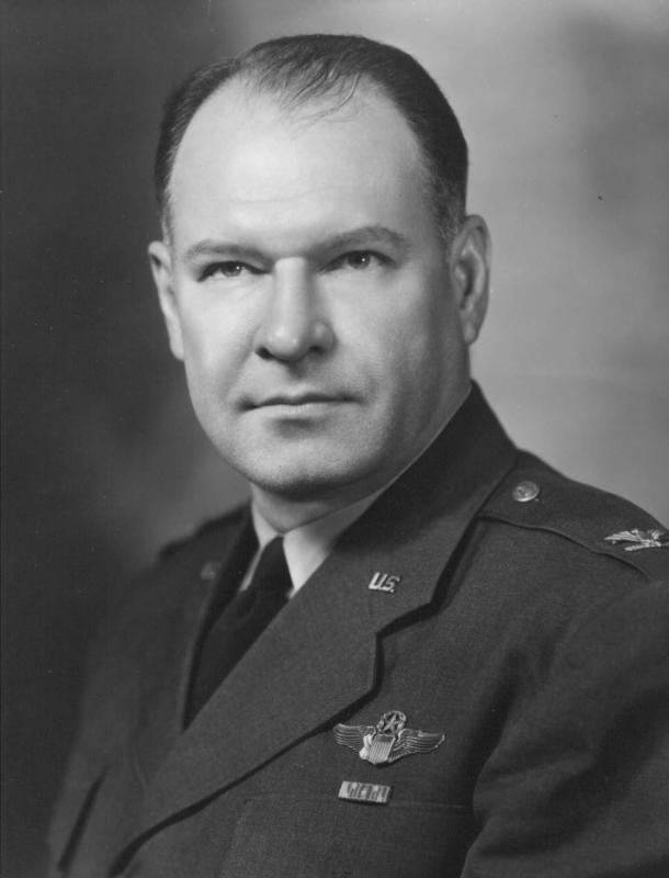 Col. John R. Kane was the Group Leader and Pilot of the 'Hail Columbia' with his copilot Lt. John S. Young on the mission to bomb Ploesti, August 1, 1943. Col. Kane was awarded the Congressional Medal Of Honor for his leadership and courage during Operation Tidal Wave over Ploesti, Romania. John Kane flew as Group Leader for his 98th Bomb Group, Col. Leon Johnson's 44th Bombing Group, and Col. Jack Wood's 389th Bomb Group, all of whom attacked and bombed their assigned targets. For the mission, Col. John Kane and his copilot, Lt. John S. Young from Dallas, Texas, flew Kane's B-24D, the 'Hail Columbia', named by Kane for Columbia University and successfully bombed their target, code named