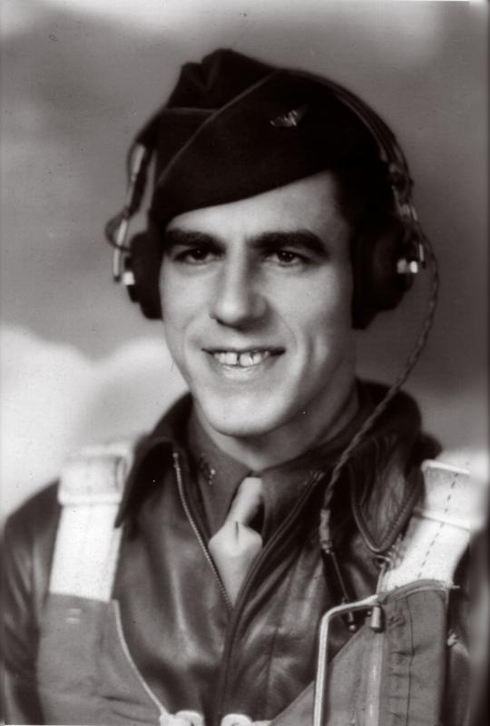 George H Lindley, Bombardier 95th Bomb Group, 335th Bomb Squadron, Herky Jerky II