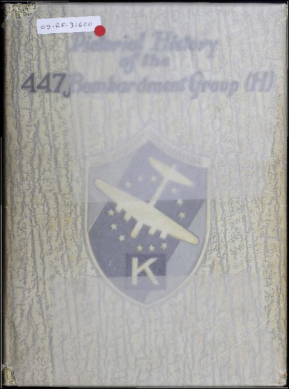 447th Bomb Group Unit History, complete copy  Resembling a college yearbook, unit histories were an unofficial- and often tongue-in-cheek- record of the unit's time based in the UK. They include photo montages showing different aspects of base life. Often the servicemen in the photos are unnamed. The American Air Museum hopes that be adding unit histories to the website, the men in the photos will be identified and associated to their person entries. Many included lists of personnel and a mailing address, providing a means for servicemen to keep in contact with each other after the war. These lists are now incredibly useful records of US airmen in England in 1945 called their home.