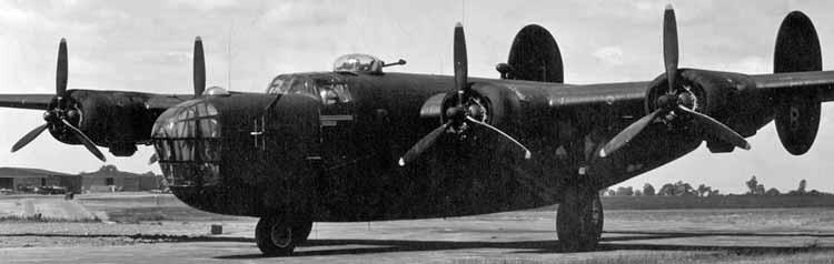 Former AAFAC Antisubmarine  aircraft after 479th AG disbanned in late 1943, reassigned to VIII AFSC and then to special  operations.