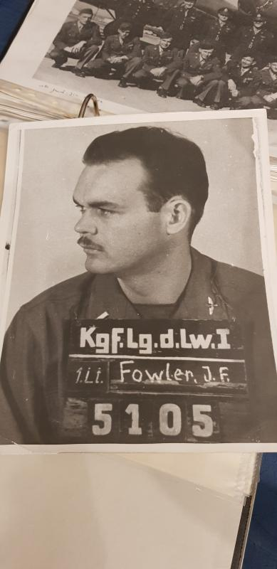 James F Fowler, 303rd Bomb Group.