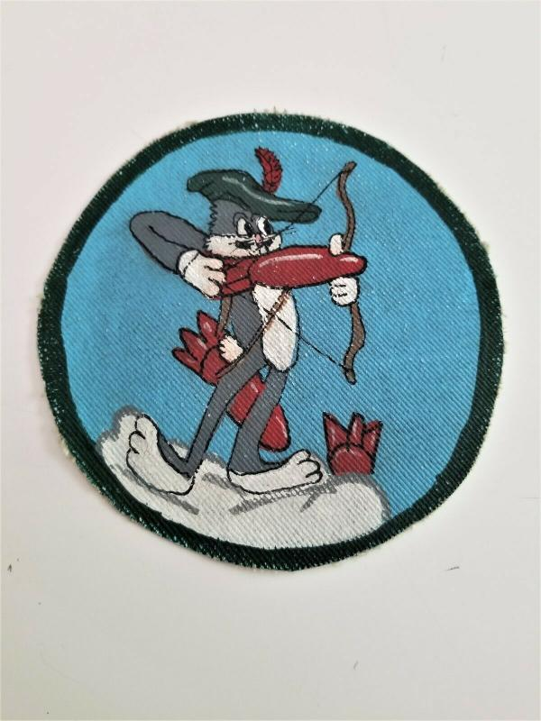 Unofficial 733rd Bomb Squadron insignia