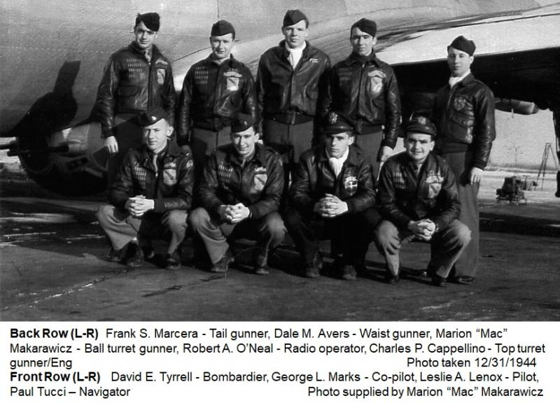 Leslie A. Lennox Crew