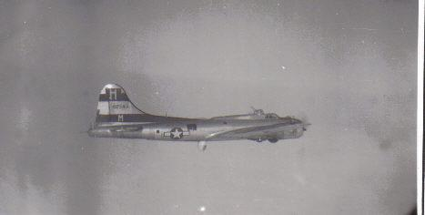 B-17G-70-VE #44-8540  Code: M