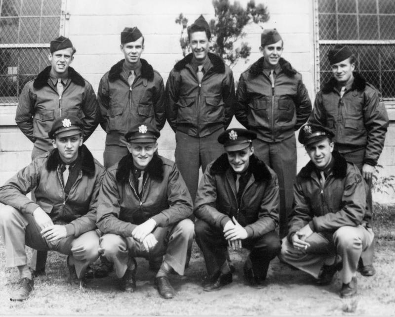 8th Air Corp., 390th Bomb Group, 571 Squadron - 1943-45