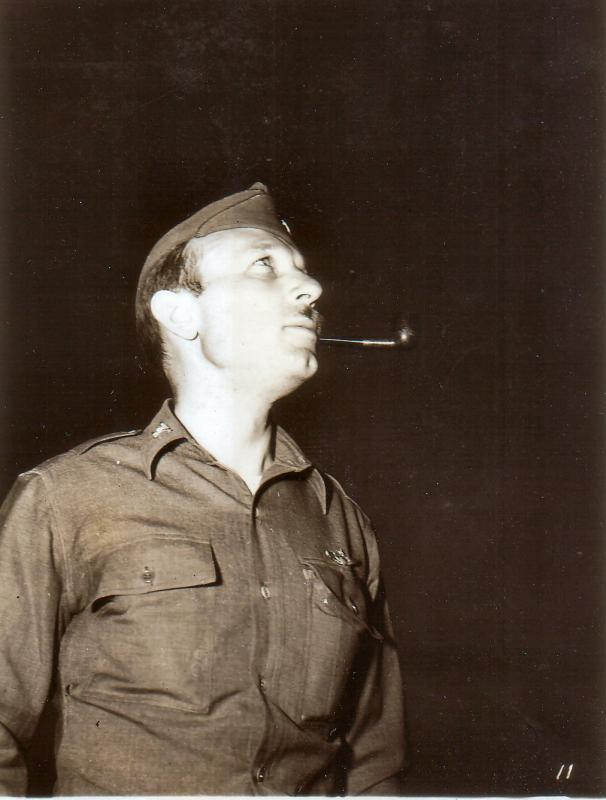Colonel Frederick Reynolds Terrell Group Commander 47th Bomb Group - 12th Air Force Retired from the USAF with the rank of Major General