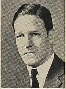 Major Gaston Coblentz 47th BG - 86th BS - 12th AF Coblentz flew 97 combat missions. This photo is from his 1939 Harvard University Yearbook