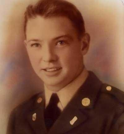 SSGT Hollis Alfred Foster Gunner 416th BG - 671st BS - 9th AF KIA - 12 May 1944 The demise of his a/c was caught in a famous photo