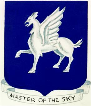 Insignia of the 50th Fighter Group