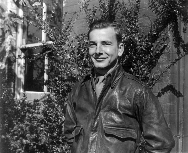 Captain Harold T Barnaby, 83rd Fighter Squadron.
