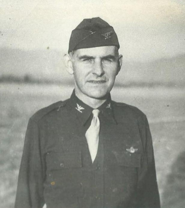 Walter G. Bryte First Commanding Officer of the 466th BG