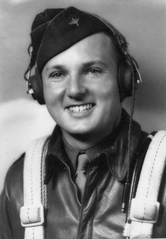 LT William R. Dwyer Pilotage Navigator  Crew #519 - John C. MacDonald Crew  Went missing with his crew on 11 May 1944 mission to bomb the marshaling yards at Epinal, France.  The aircraft, B-24H-25-DT #41-28694
