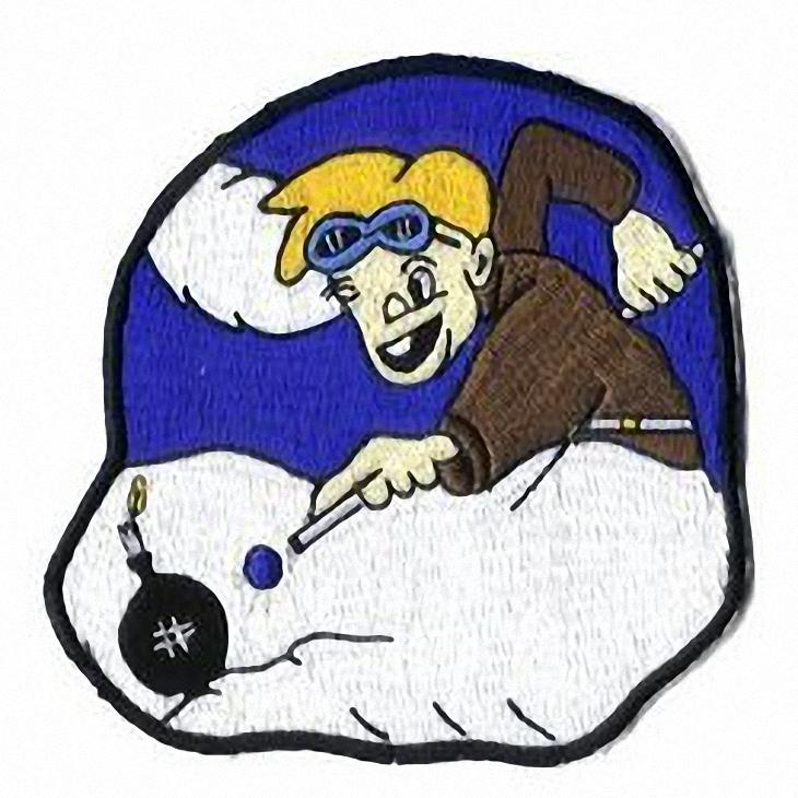 452nd Bomb Squadron Patch