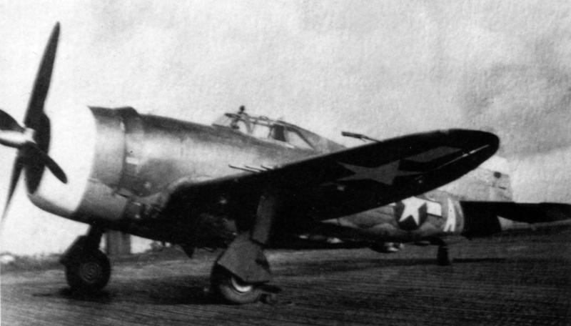 P-47D-5-RE 42-8492 of 359th Fighter Squadron, 356th Fighter Group coded OC-A and named