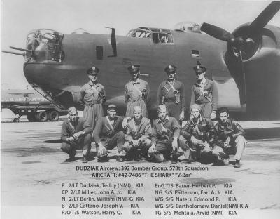 Headquarters Squadron (392nd Bomb Group)