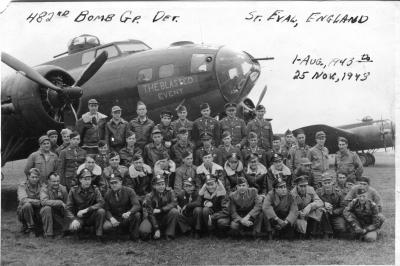 Headquarters (482nd Bomb Group)