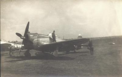 Headquarters (406th Fighter Group)