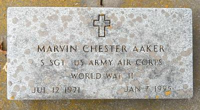 Marvin Chester Aaker