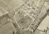 Post-war aerial view, Potters Hill.