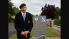 Lou Regr at 323rd Memorial Laon/Athies Airfield