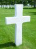 Grave of Leonard Roy Henlin - US Cemetery  Margraten - grave B/21/26.  He was first buried in Maastricht in plot CC at the 'Algemene Begraafplaats' - in grave CC 113 on October 19, 1943.
