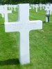 Grave of William James Martin - US Cemetery Margraten - grave B/15/19. He was first buried at the Forrest Cemetery, Merkstein-Germany on October 18th 1943 in grave 514.